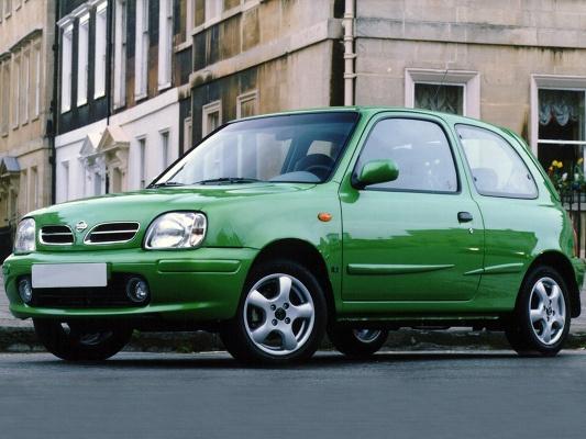Nissan Micra 3-дв.