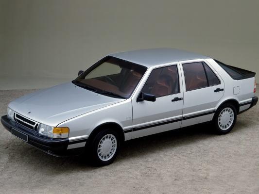 Saab 9000 хэтчбек