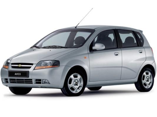 Chevrolet Aveo хэтчбек 5-дв.