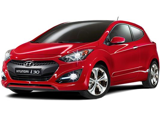 Hyundai i30 хэтчбек 3-дв.