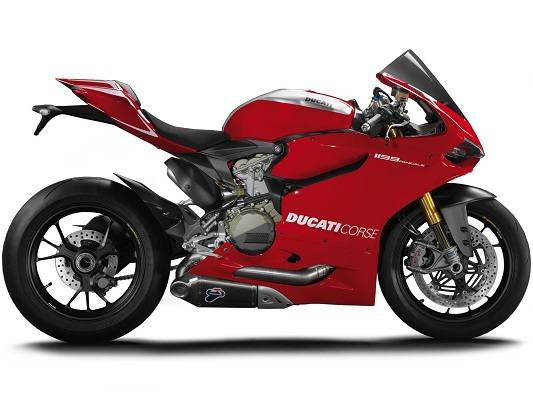 Ducati 1199 Panigale R ABS