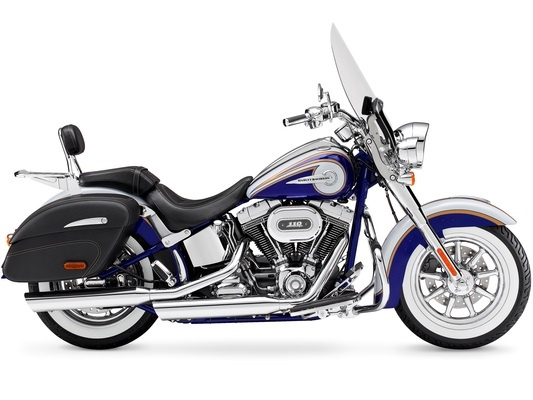 Harley-Davidson CVO Softail Deluxe