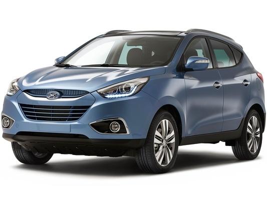 Купить б/у Hyundai ix35 с пробегом: продажа подержанных - Auto ru