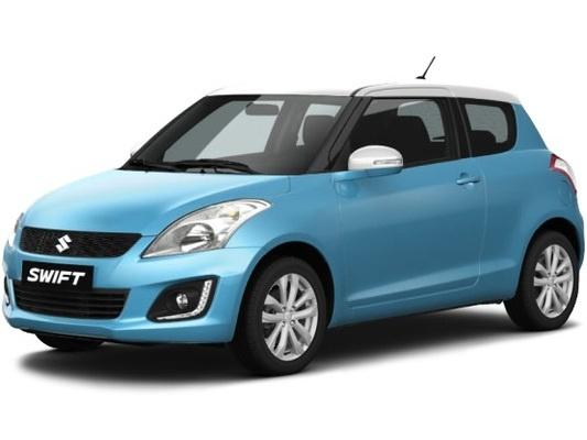 Suzuki Swift хэтчбек 3-дв.