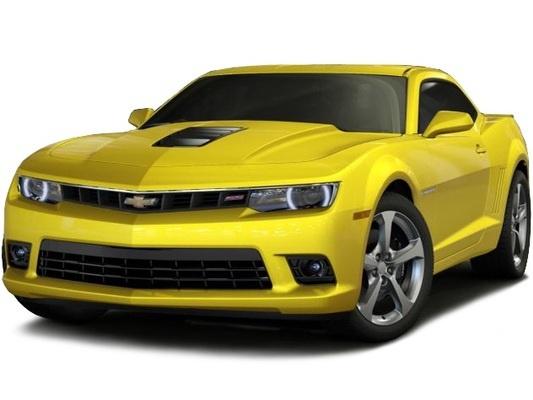 Chevrolet Camaro купе
