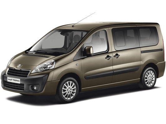 Peugeot Expert микроавтобус