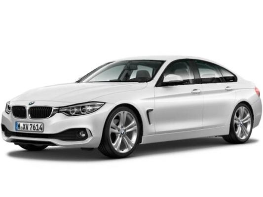 BMW 4 серия Гран Купе