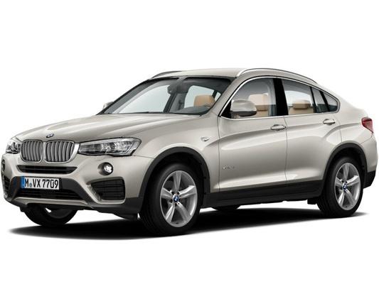 BMW X4 F26- технические характеристики: КПП, двигатель BMW X4 тип ...