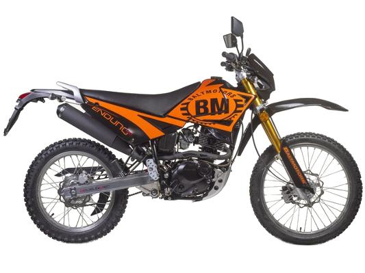 Baltmotors Enduro 200 DD
