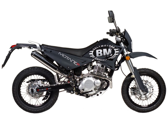 Baltmotors Motard 250 DD