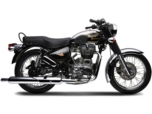 Royal Enfield Electra Deluxe