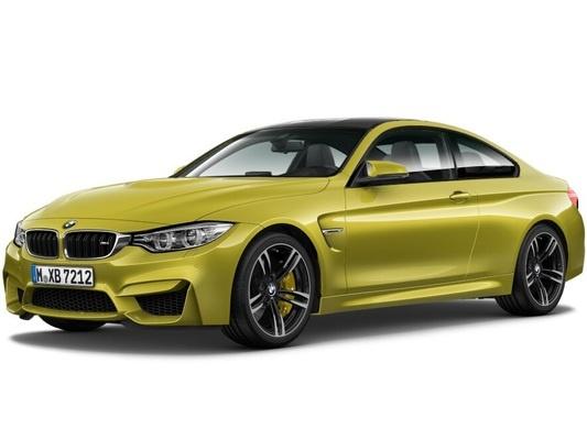 BMW M4 купе