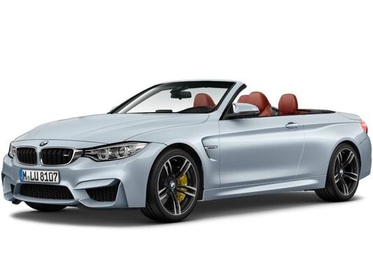 BMW M4 купе-кабриолет