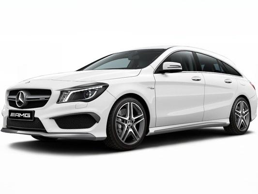 Mercedes-Benz CLA-Класс AMG универсал