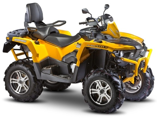 Stels ATV 800G