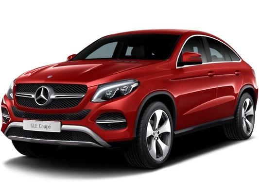Mercedes-Benz GLE-Класс Купе