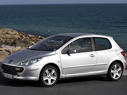 Peugeot 307 хэтчбек 3-дв.