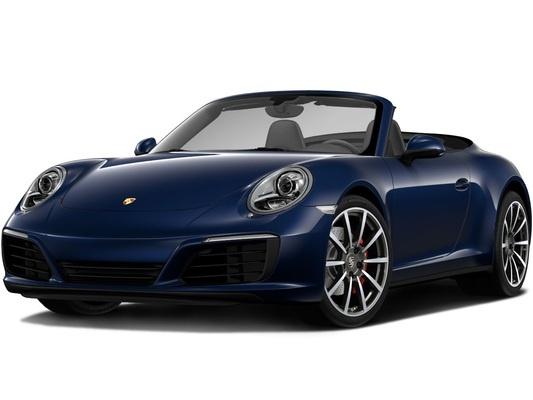 Porsche 911 Carrera 4S кабриолет