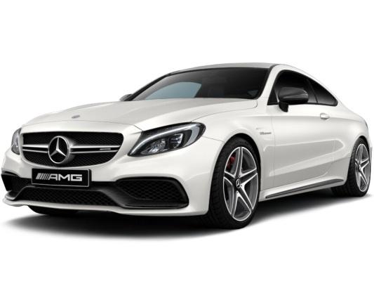 Mercedes-Benz C-Класс AMG купе