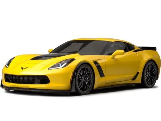Chevrolet Corvette Z06 купе