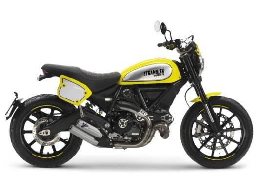 Ducati Scrambler Flat Track Pro