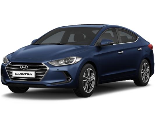 Hyundai Elantra седан