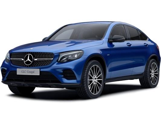 Mercedes-Benz GLC-Класс Купе