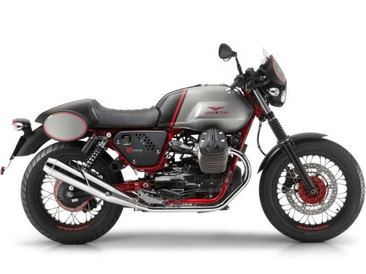 Moto Guzzi V7 II Racer