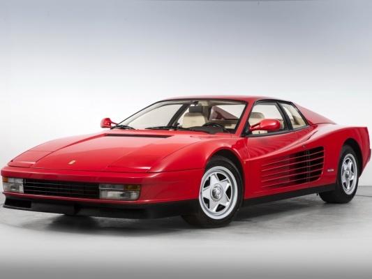 Ferrari Testarossa Купе