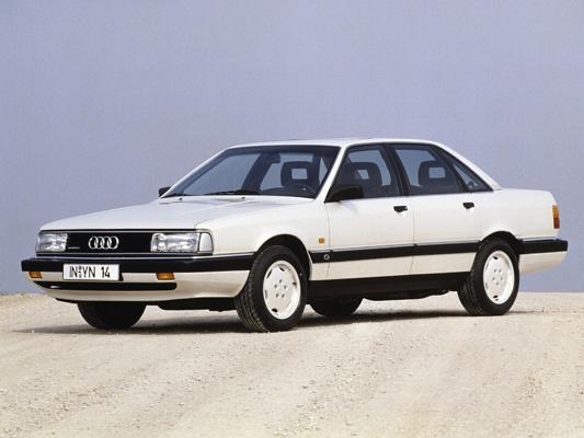 Audi 200 седан