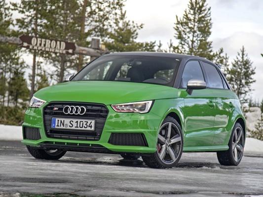 Audi S1 хэтчбек 5дв.