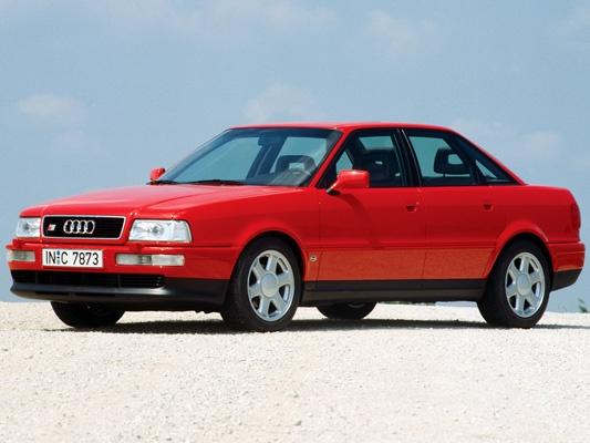 Audi S2 седан