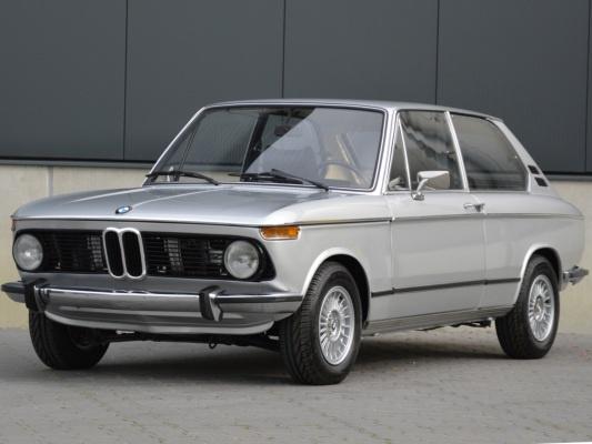 BMW 02 хэтчбек