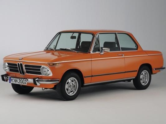 BMW 02 купе