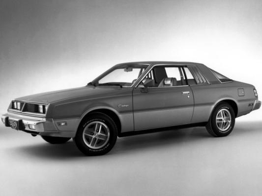 Dodge Challenger купе