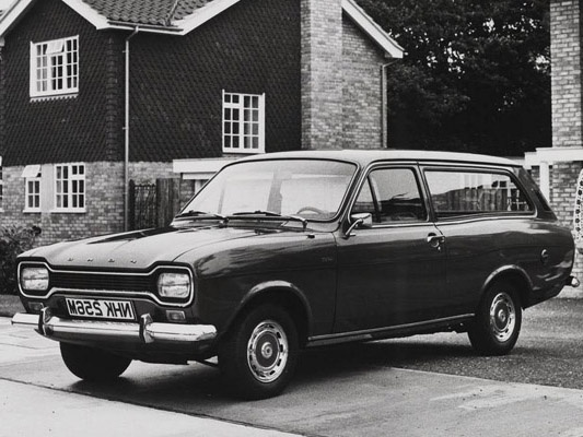 Ford Escort универсал 3 дв.