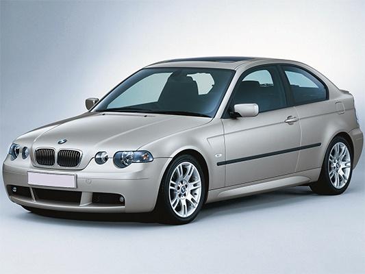BMW 3 серия хэтчбек 3-дв.