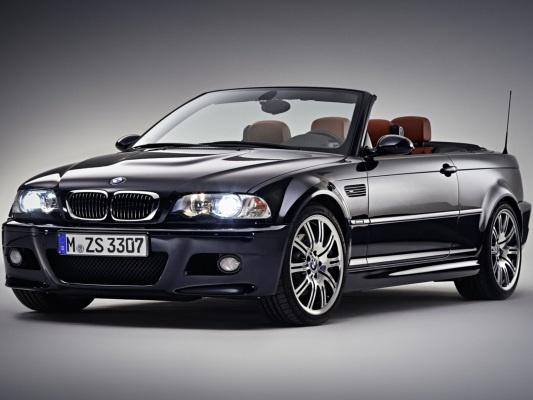 BMW M3 кабриолет