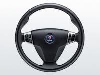 Спортивное рулевое колесо с 3 спицами