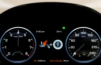 TFT-экран - виртуальная панель приборов