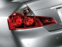 Задние фонари со светодиодами