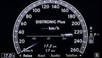 Система поддержания дистанции DISTRONIC