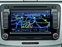 Радионавигационная система RNS 510