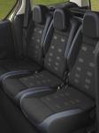 Кресла заднего ряда имеют модульную систему