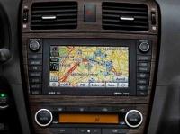 Навигационная система TNS510