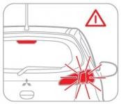 Включение аварийной световой сигнализации при экстренном торможении (ESS)
