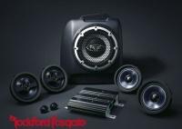 Музыкальная система премиум-класса Rockford Fosgate