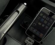 Разъем для MP3 и USB