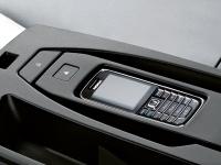 Подготовка для установки мобильного телефона с интерфейсом Bluetooth