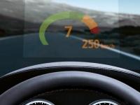 Проекционный дисплей с индикатором M